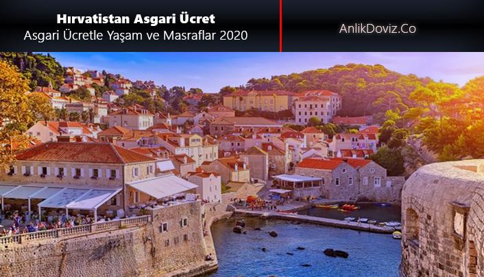 Hırvatistan'da asgari ücret
